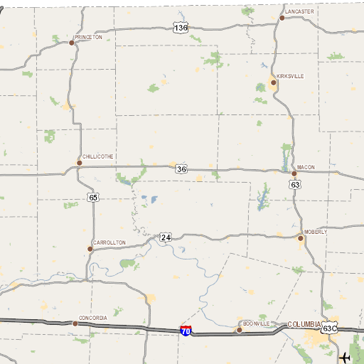 modot traveler information map